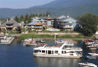 Spacious 1400 Sq. Ft.  2 Bedroom 2 Bath Luxury Waterfront Condo with Boat Slip