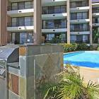 Heated, Salt Water Pool with 2 Gas Bbqs and Tables for Outdoor Eating.