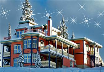 Chalet in the Best Location, Ski in Ski out ,100 Meters to Village.
