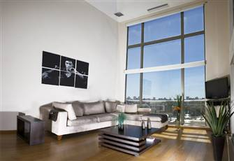 Trendy Palermo Hollywood Buenos Aires - Luxury Penthouse for Four