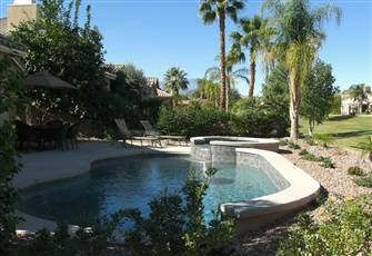 Luxury Golf Course Home in Gated Community.  Private Pool/Spa.