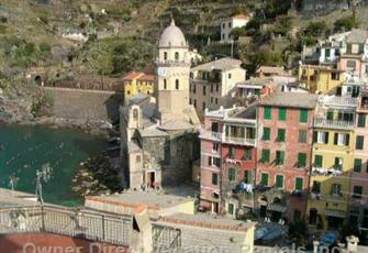 Center of Vernazza