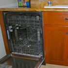 New Stainless Interior Dishwasher with Steam Cleaning