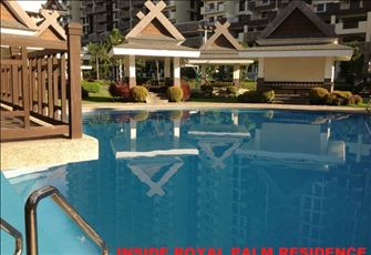 Royal Palm Residences - Pool Area