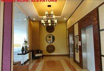 Royal Palm Residences - Building Lobby