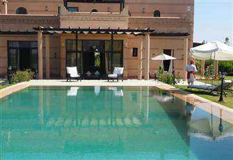 Villa of 5000 M² to Rent in Marrakesh