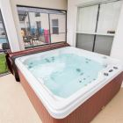 Heated Spa Included in Rental Rate