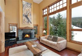 Ski in Ski out Mountainside Luxury 6 Bedroom Home Sleeps 15