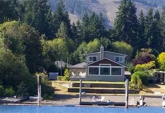 4 Bed/Bath Lake House with