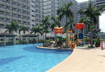 Quality 1bdr Condo Shell Mall of Asia Pasay Manila
