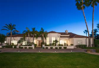 Scottsdale Paradise Valley Sleeps 26 6500 Sq Feet Beauty and Views