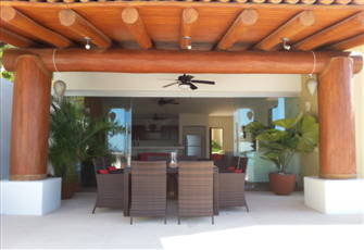 Luxury New Villa in Beautiful La Ropa Zihuatanejo with 5 Bedrooms and 2 Pools