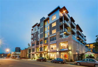 Sole Downtown, a Fresh New Offering for Living in the Heart of Kelowna