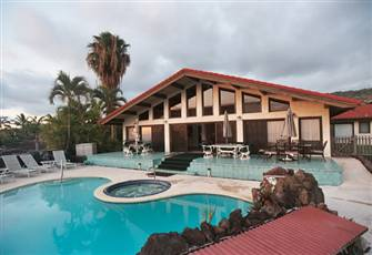 Large Kona Home W/Pool &