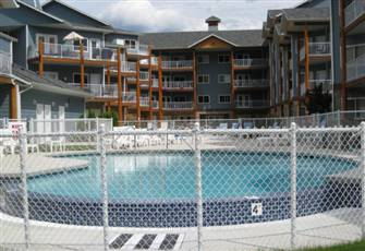 The Narrows- Stunning Lake Front Condo Available on the Shuswap Lake