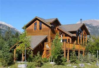 This House Defines Mountain Living.  Longer Term Rentals Considered