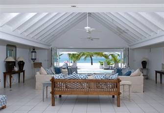 Antigua Whitehouse, Beachfront, Pool, Gated Community, 4 Bedrooms