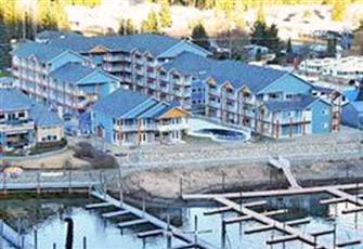 Amazing Luxury Waterfront Condo with Boat Slip and Underground Parking