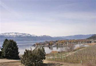 Welcome each New Day with a View of the Mountains, the Lake and Vineyards
