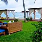 Residents Beach Club with Private Cabanas