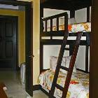 Bunk Beds with Private Bathroom and Shower