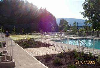 New Luxury Waterfront Townhouse with Boat Slip on Shuswap's Sicamous Narrows.