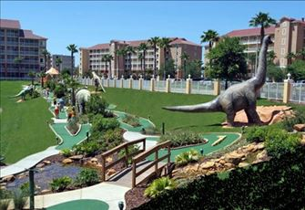 Westgate Town Center Mini Golf