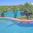 View of Mtwapa Creek from the Villa - Majestic View of Mtwapa Creek from the Villa and the Huge Private Pool (16mx12mx2.8m)