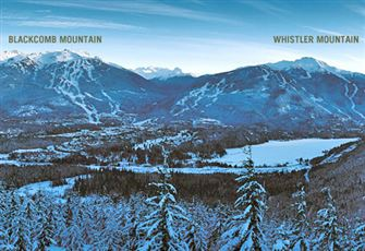 Whistler and Blackcomb