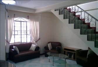 Angeles City Condo in a Gated Community
