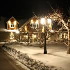 Snow in Winter - Perfect Base to Ski Biggy Or the Star from