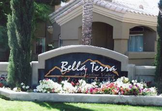 Executive Condo at Bella Terra in Paradise Valley, Scottsdale