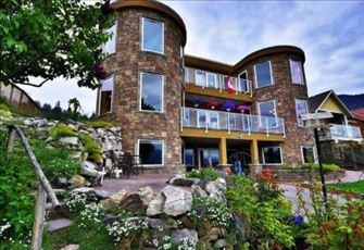 Lavish Lakefront Castle at