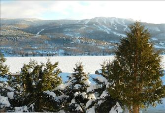 Tremblant 1br Condo, 2km to Ski Hill, Spectacular View, Affordable Price