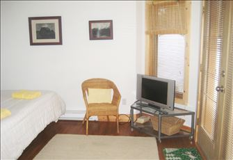 Studio Apartment (Hotel  Room)