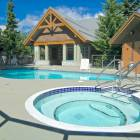 Outdoor Heated Pool and Hot Tub