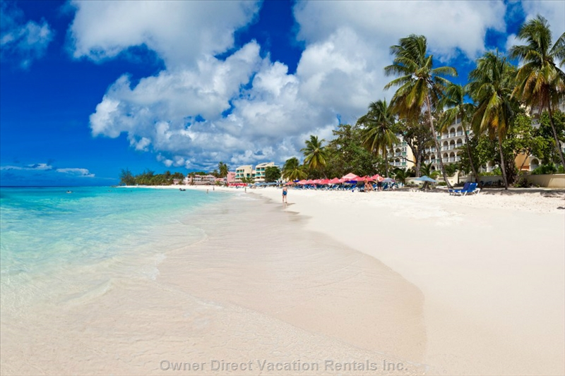 Affordable luxury on Barbados beachfront