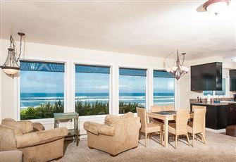 Pet-Friendly Oceanfront Home with