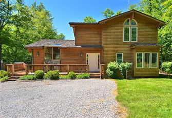 Lovely Wooded Property within