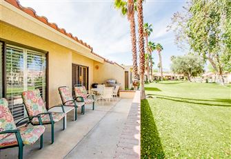 Our Palm Desert House