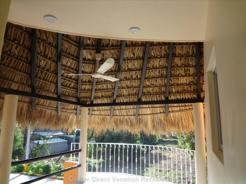 Front Covered Palapa