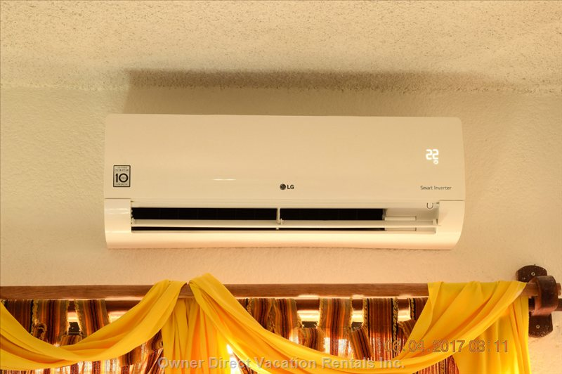 Brand New Smart Inverter Air Conditioning.