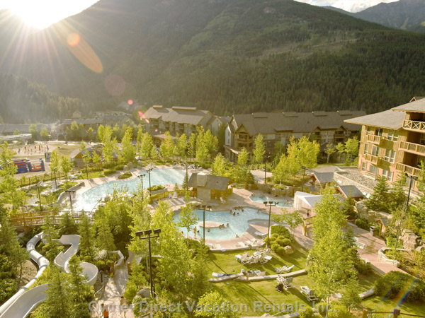 Free Access to the Panorama Hot Pools Year Round