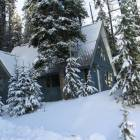 Another View of the Exterior:  we Get Lots of Snow!
