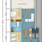 Casuarina Shores Floor Plan