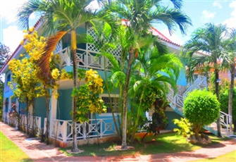 Dominicus Beach, Fully Equipped Apartment in Villa