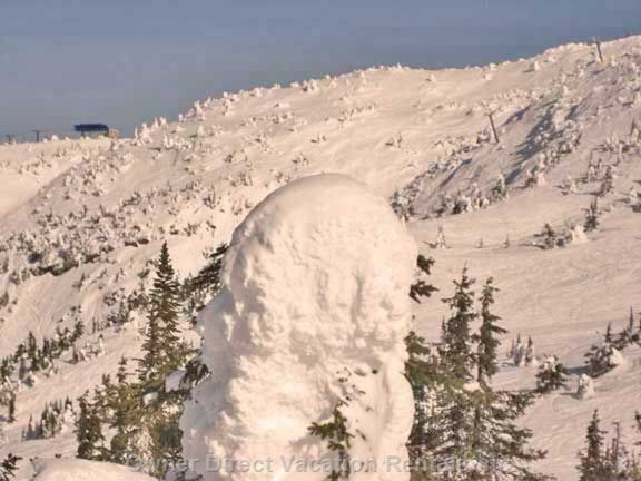 Big White. Home of the Snow Ghost !!