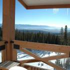 Watch Skiers Fly By. Ultimate Views&Privacy you Can Ask For.
