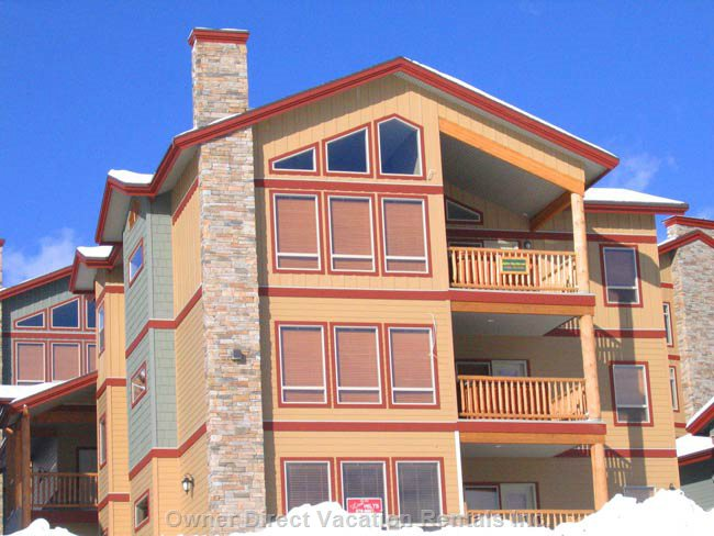 Big White Short Term Accommodations #103840