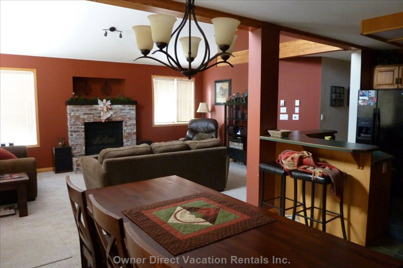 Big White Vacation Rental House - Property ID 108139